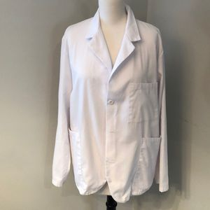 Jackets & Blazers - White Lab Coat